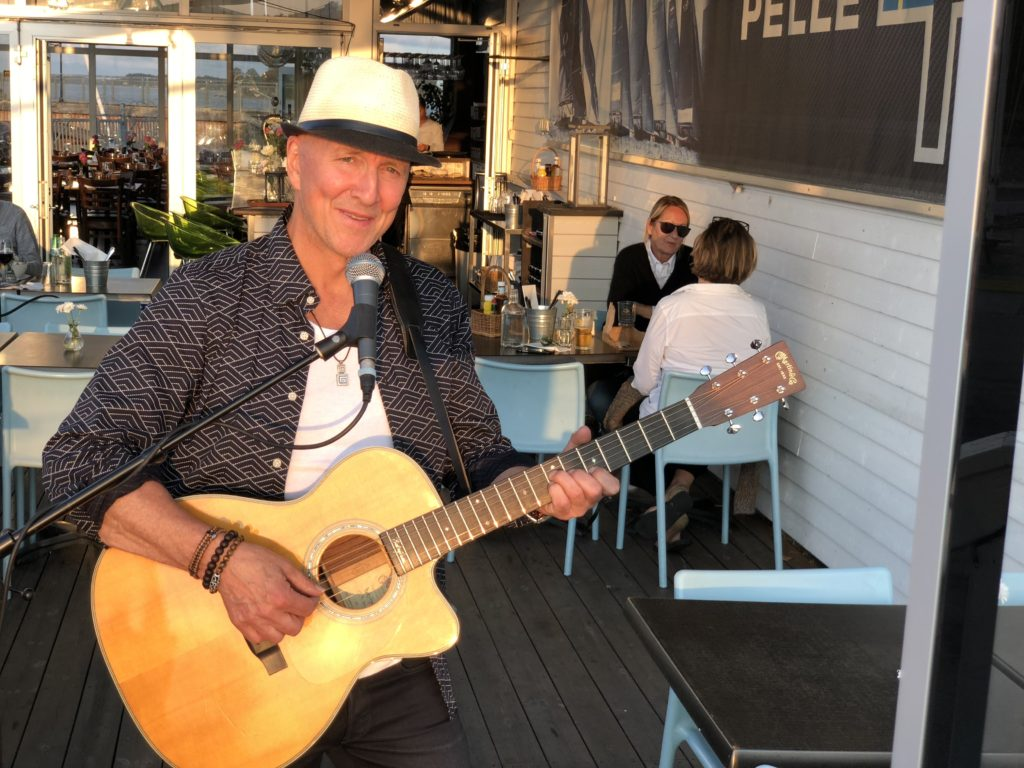 Leobeck trubadur Stockholm